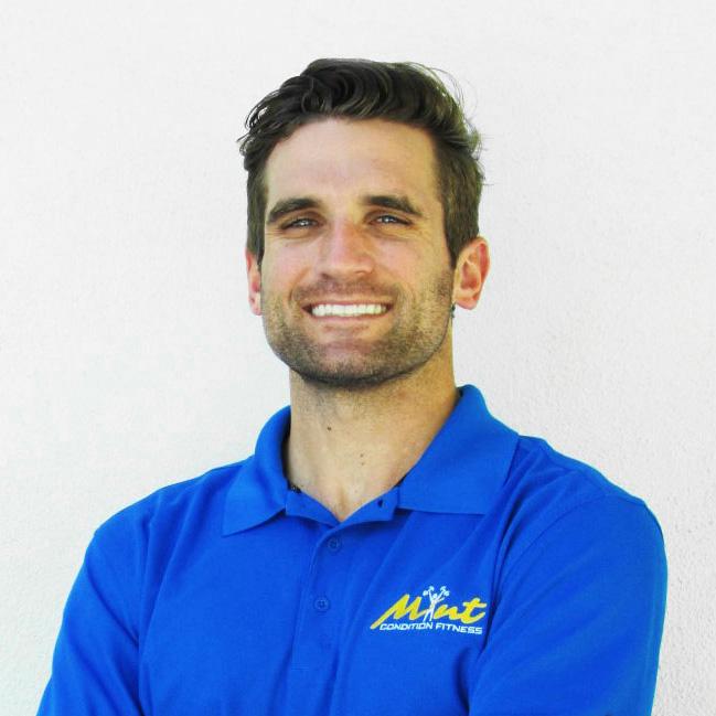 Max Ferrero Fitness Coach